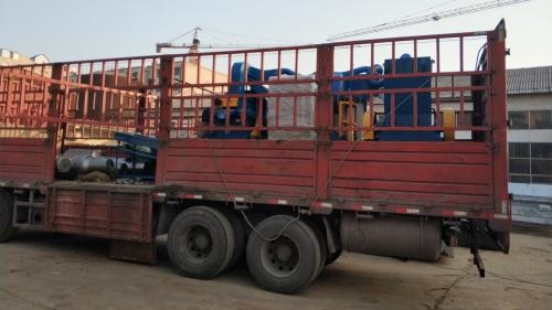 铜米机发货